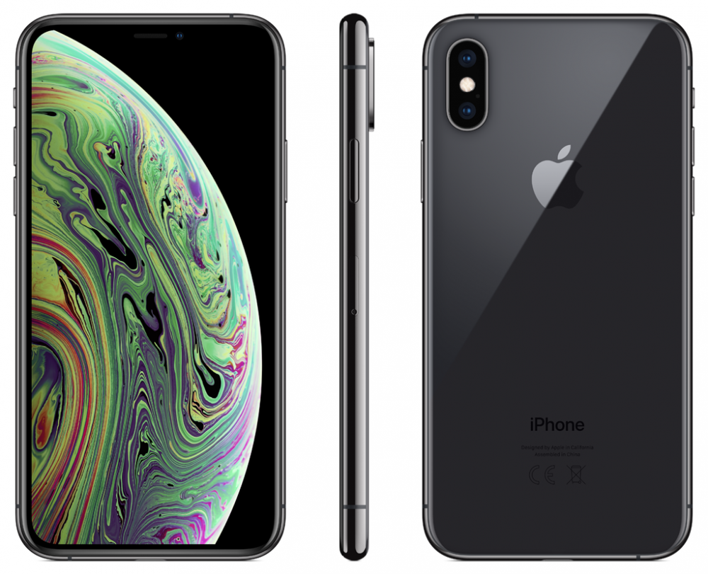 . Iphone XS 64GB Space Gray