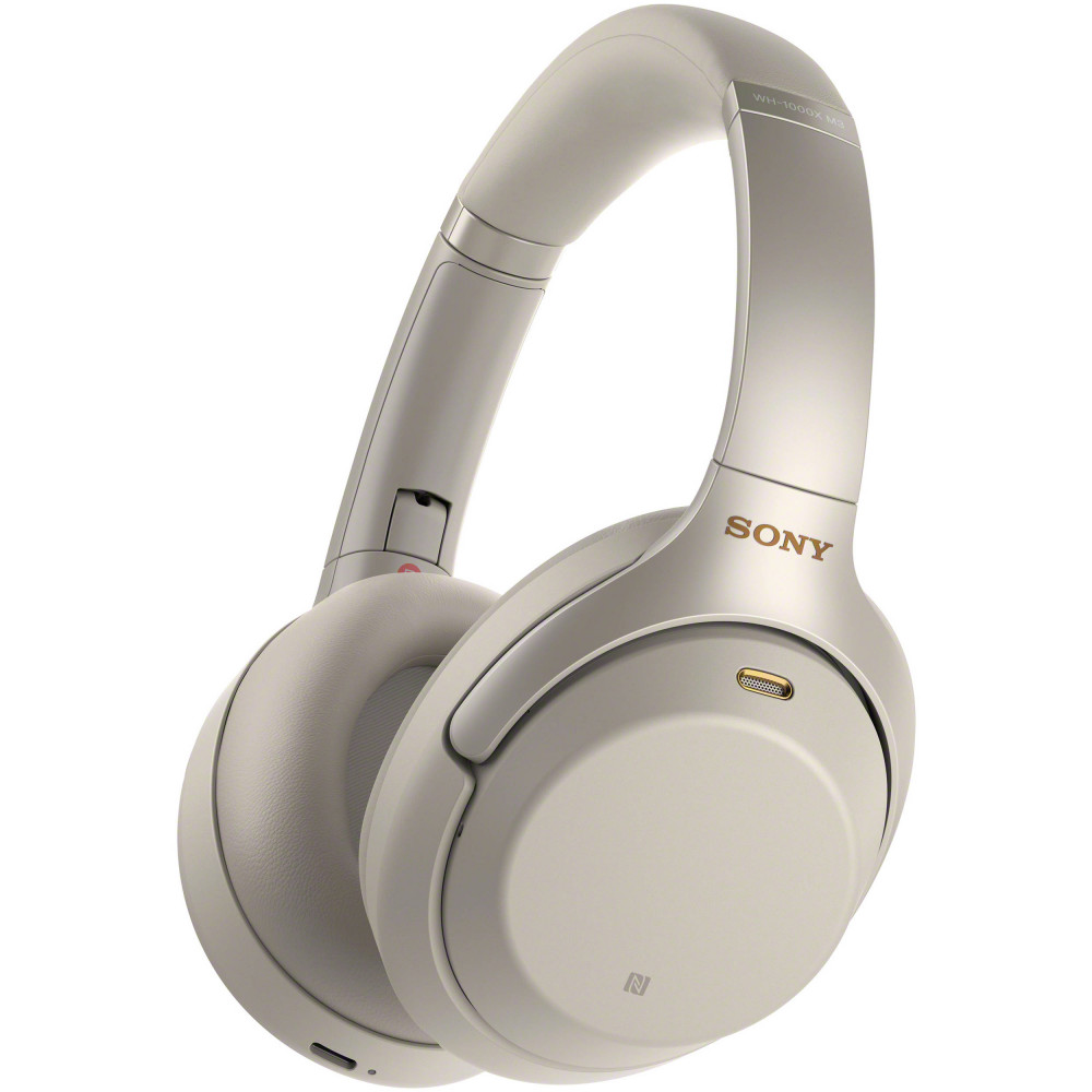 Sony WH-1000XM3 Silver
