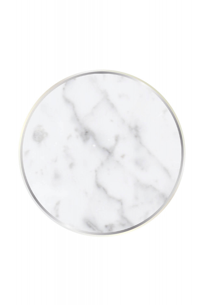 Richmond & Finch Wireless Charging White Marble