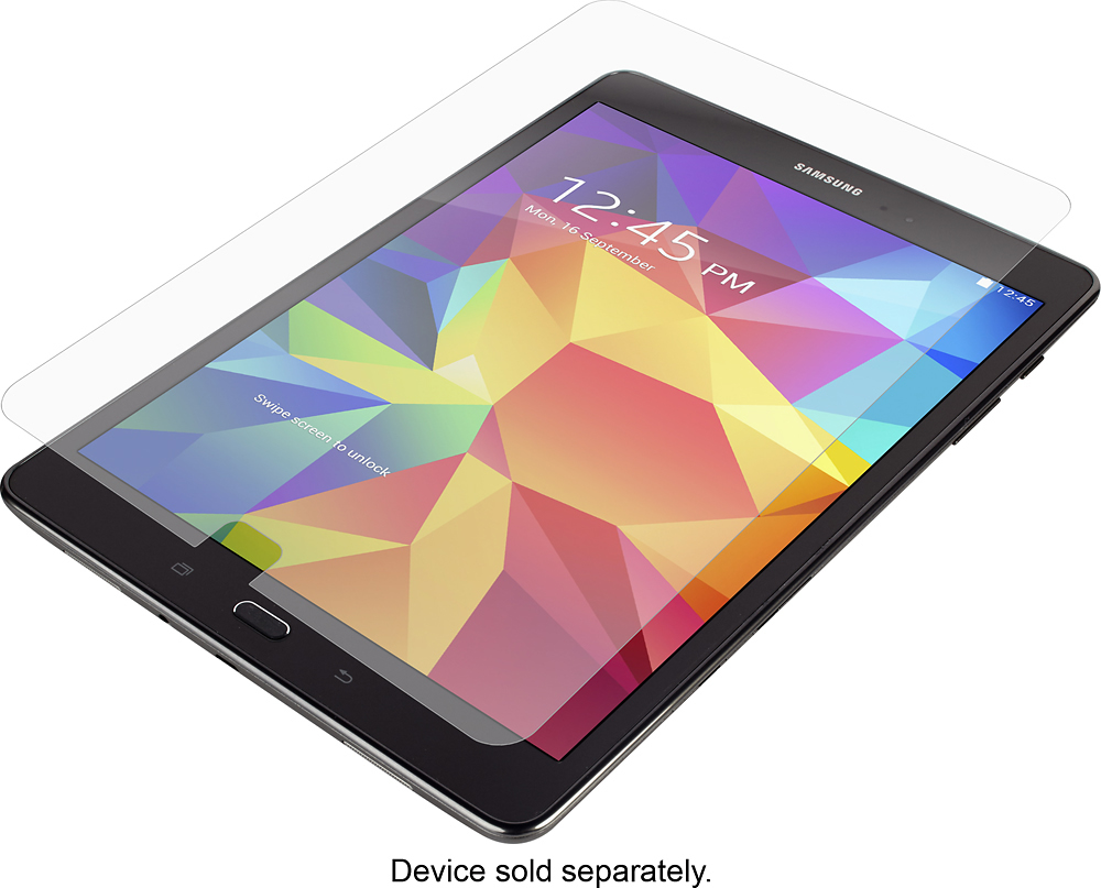 Zagg Invisibleshield Glass för Samsung Galaxy Tab S2 9.7