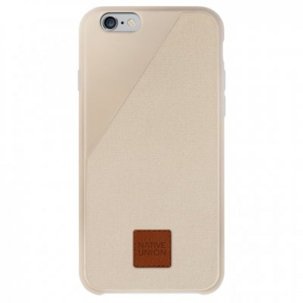 Native Union Clic 360 for iPhone 6 Plus Sand