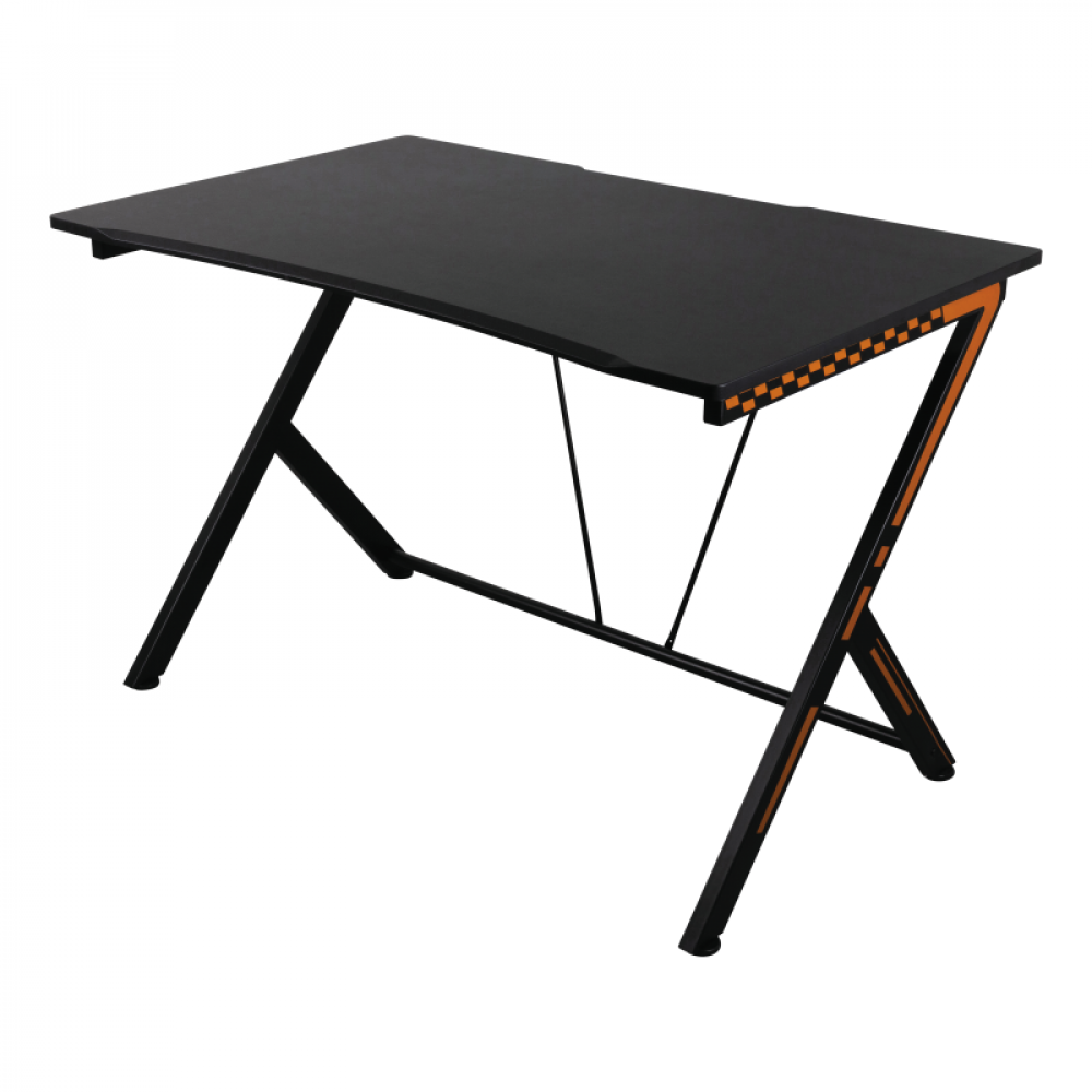 Deltaco Gaming Table (svart/orange)