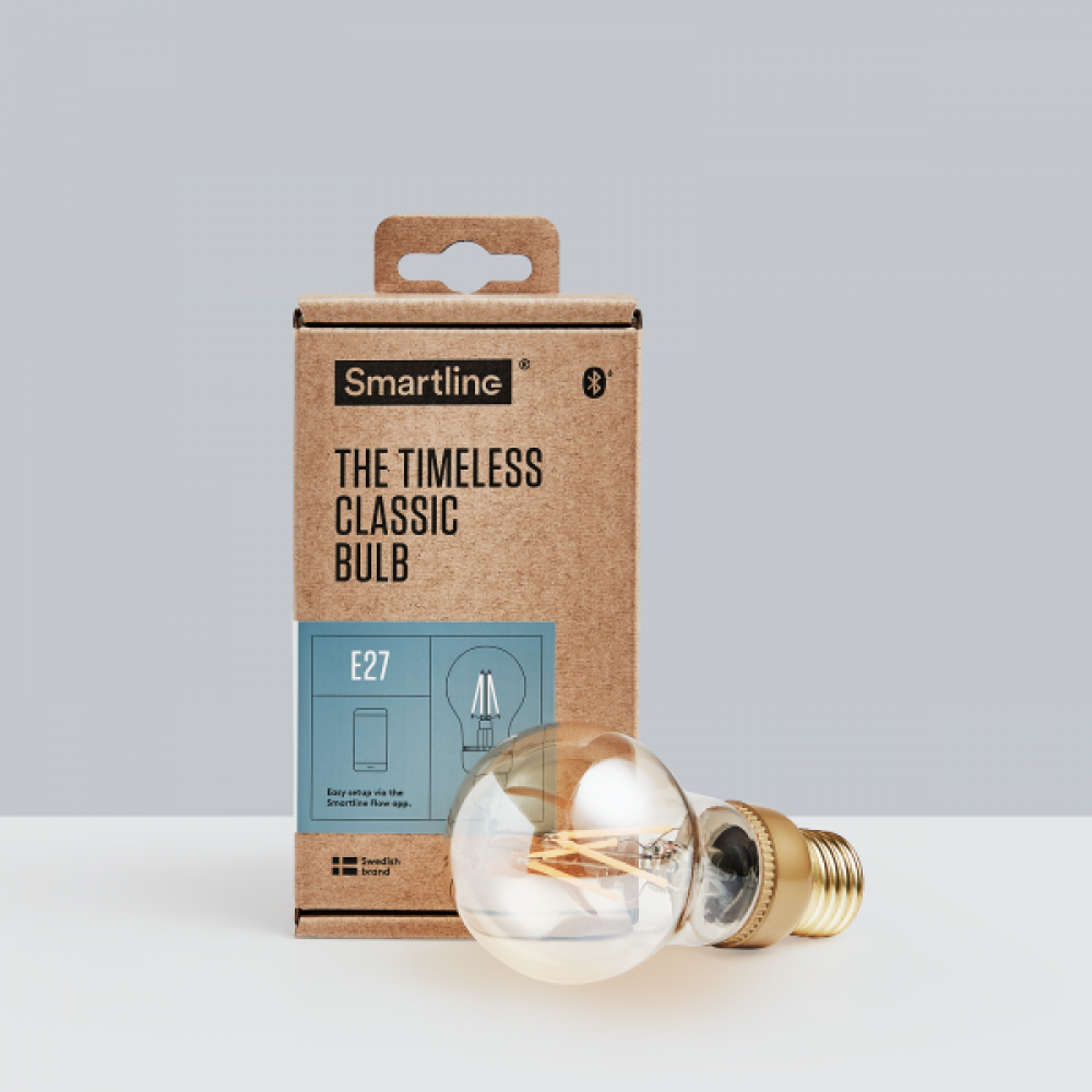 Smartline The timeless classic bulb E27 (Normal glob)