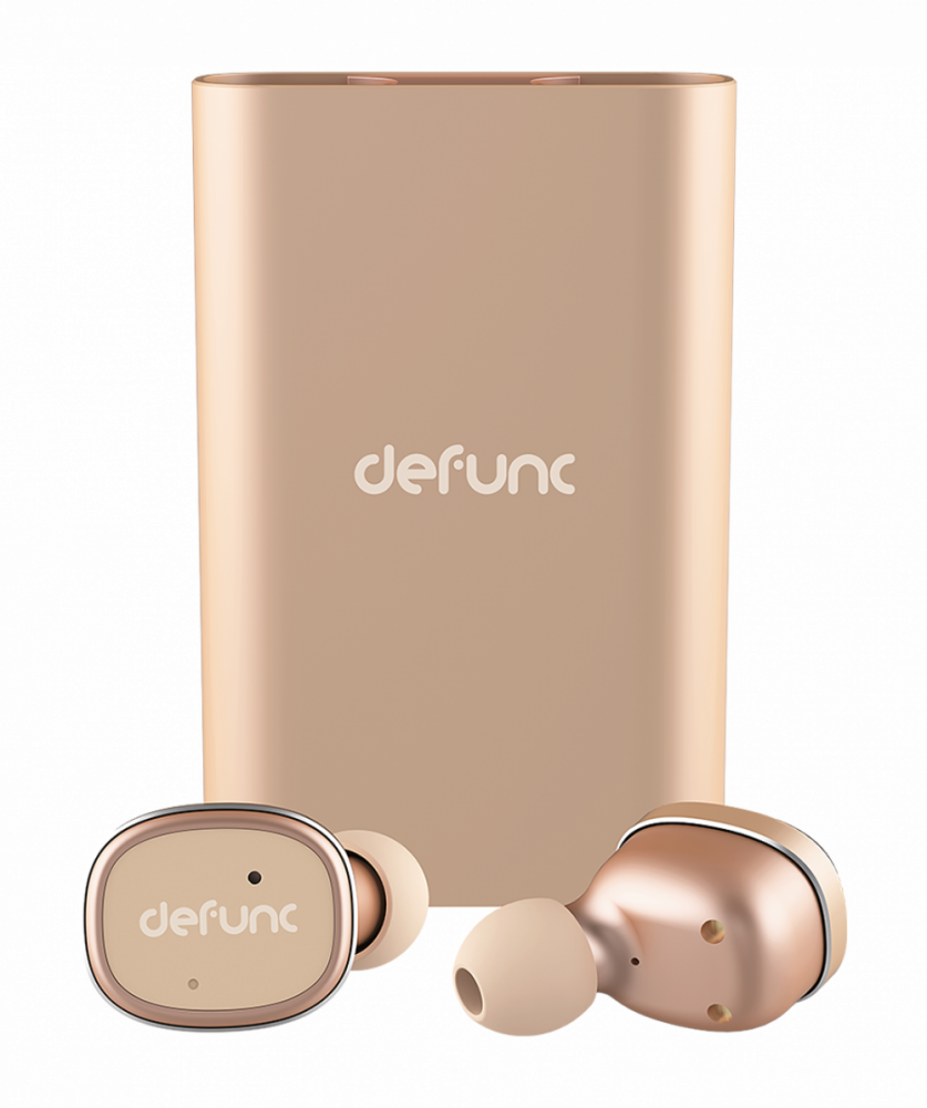 Defunc True Earbuds Plus True Wireless Guld