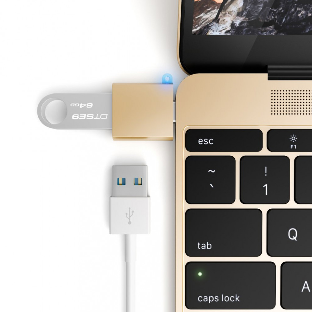 Satechi USB-C Adapter