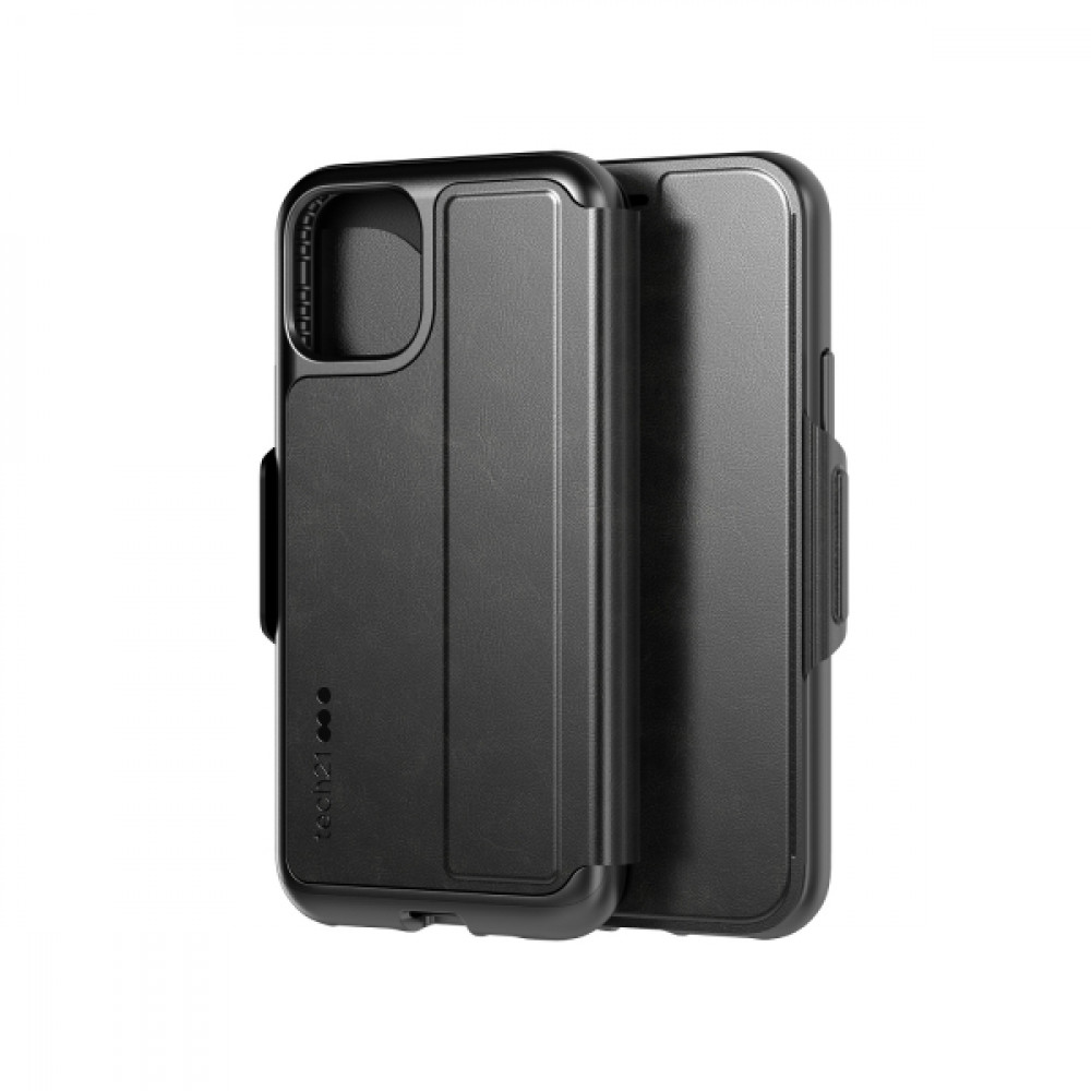 tech21 Evo Wallet Iphone 11 Pro Max, Svart