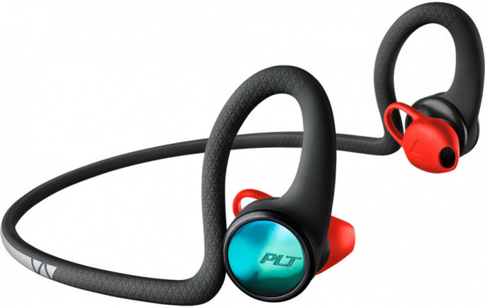 Plantronics BackBeat Fit 2100 Svart