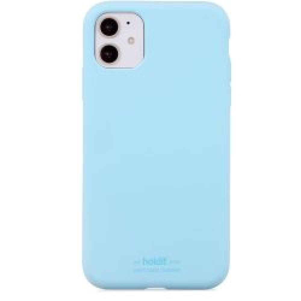 Holdit HOLDIT SILICONE CASE IPHONE 11/X/XS Blå