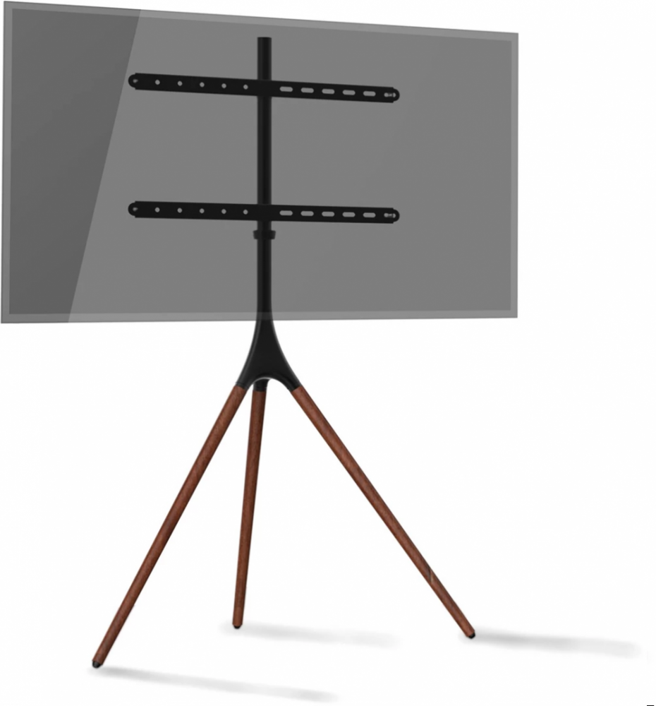 . ATS TVSTAND WOOD TRIPOD BLACK/DARKWOOD
