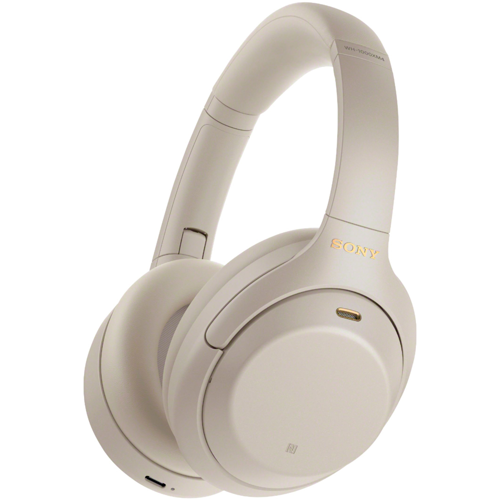 Sony WH1000XM4 Silver