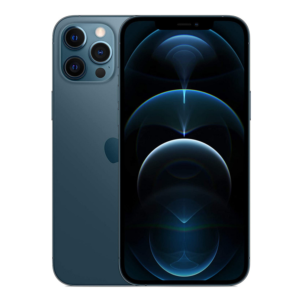 . Apple Iphone 12 Pro Max 128 Pacific Blue