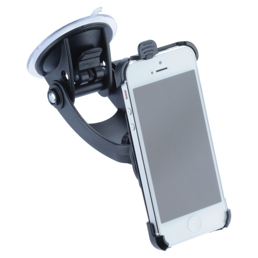 iGrip Traveler Kit iPhone 5/5S svart