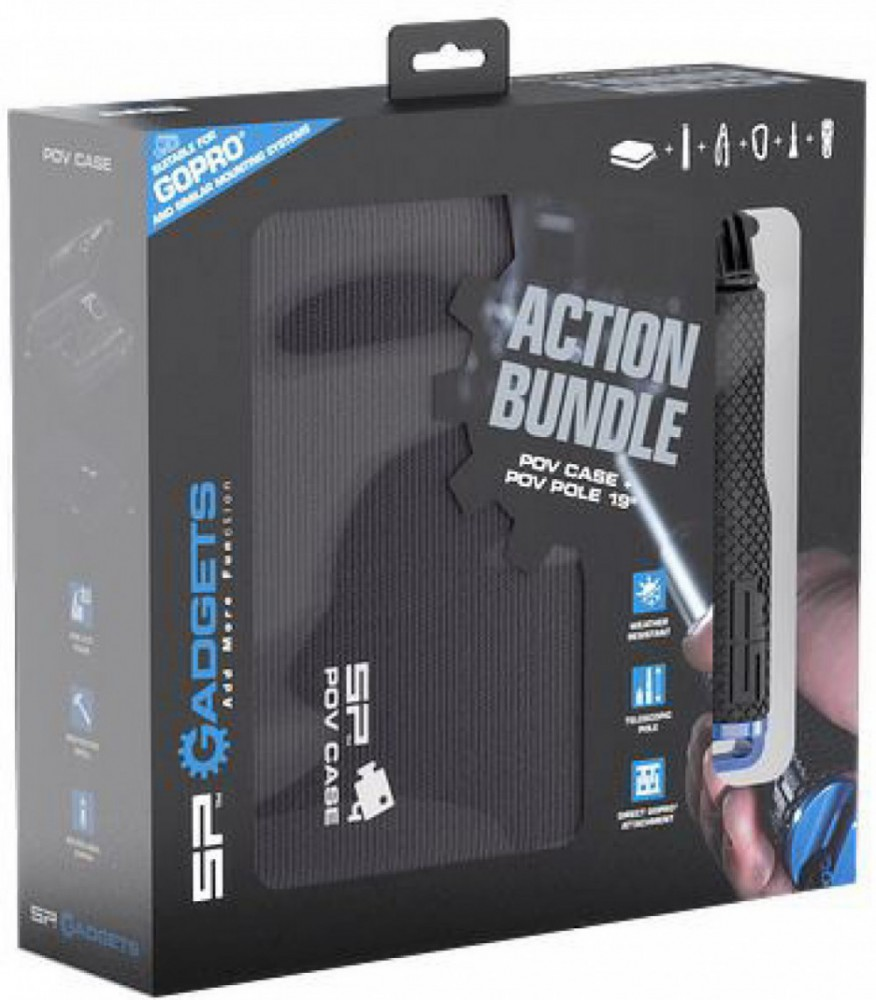 GoPro SP Action Bundle