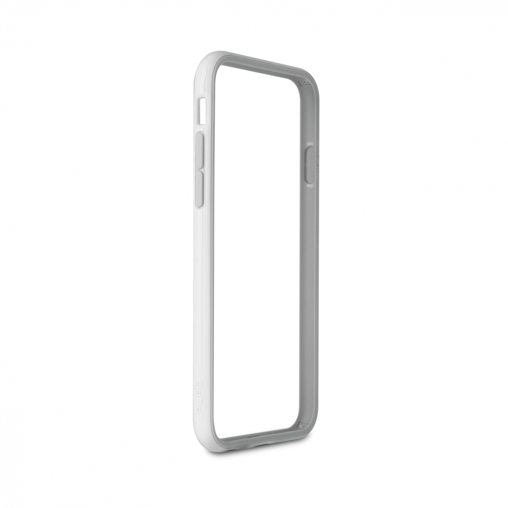 Puro Bumper Cover iPhone 6 Plus Grey/White