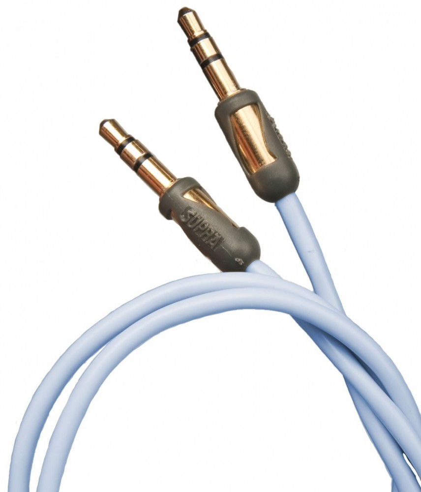 Supra MP-Cable 3,5mm Stereo 0,5m