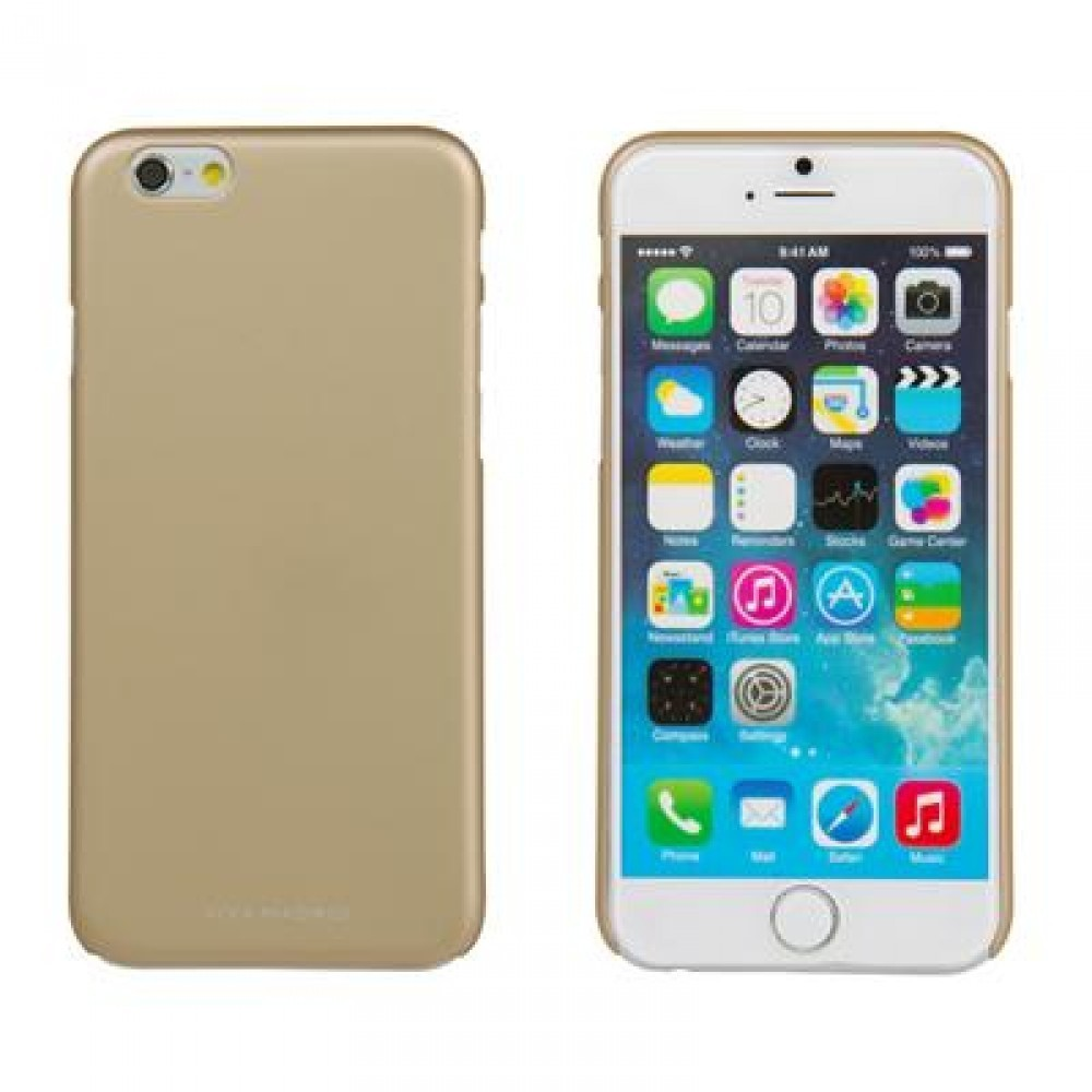 Viva Madrid Viso Cover för iPhone 6/6S Champagne Gold