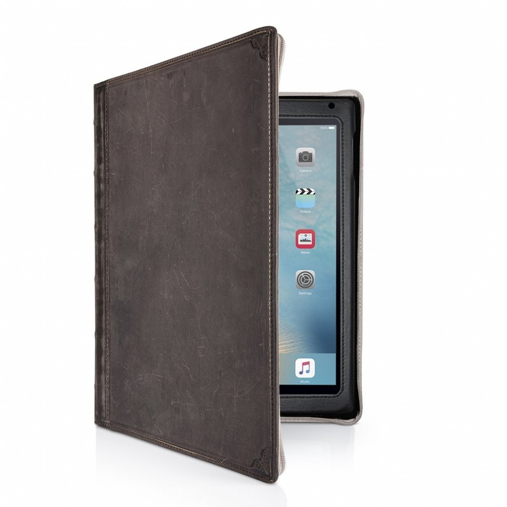 Twelve South BookBook för iPad Air 2, Brun